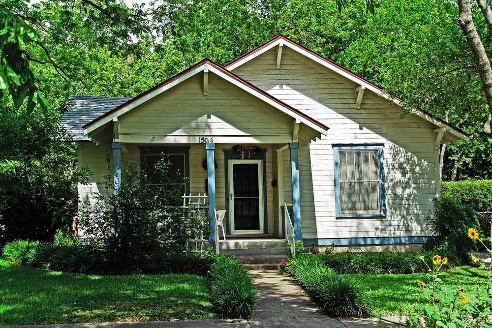 Ash steet homes georgetown texas for Georgetown home