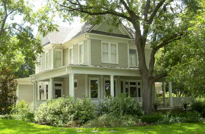 georgetown texas historic homes of university avenue